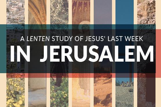 In Jerusalem - Adults