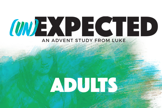 (un)EXPECTED: Advent Bible Study - Adults